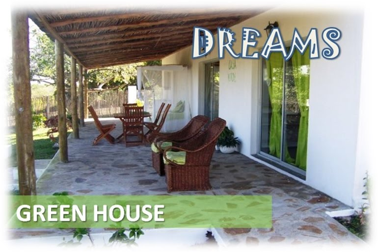 Green House Self-Catering Bilene Accommodation